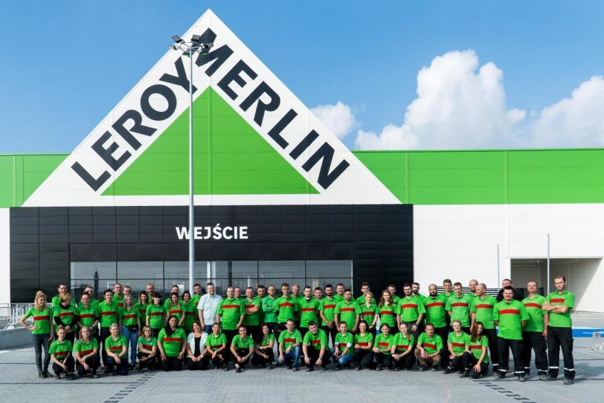 Nowy Sklep Leroy Merlin W Rzeszowie Znamy Date Otwarcia Rzeszowskieinfo Pl